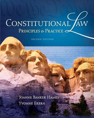 Constitutional Law By Hames, Joanne Banker/ Ekern, Yvonne